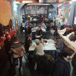 Radionica robotike u Omladinskom kulturnom centru Palach