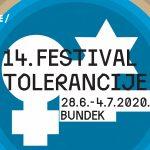 14. Festival tolerancije u open air izdanju na zagrebačkom Bundeku