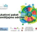 Izrađen edukativni paket o održivom razvoju za srednjoškolce