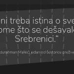 """Prvi digitalni narativ Fonda za humanitarno pravo – """"Deportacija izbjeglica iz Srebrenice"""""""
