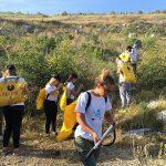 """U okviru projekta """"Budi moja voda"""" – izviđači zalili tisuće sadnica na požarištima"""