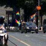Održana Parada ponosa s defileom vozila u Sarajevu