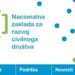 Nacionalna zaklada raspisala četiri natječaja za dodjelu institucionalnih podrški udrugama