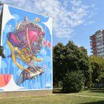 Vukovar u sklopu EU projekta 'Vukovart – luka umjetnosti' dobio pet novih velikih murala