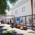 Otvorenje Urbanog parka Hrvatskog doma u Karlovcu