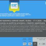Na stranici ESF.platforma otvorene prijave na još dvije online radionice u rujnu