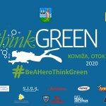 20. ekološka akcija Think Green - Komiža 2020