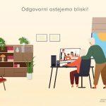 Ministarstvo rada pokrenulo edukativnu kampanju s ciljem zaštite starijih: Odgovorni ostajemo bliski