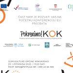 Udruga Pet plus u Kravarskom predstavlja projekt Pokrenimo KOK!