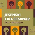 Tradicionalni Jesenski eko-seminar Zelene akcije