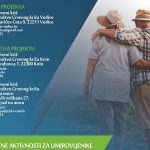 U Vodicama predstavljanje projekta socijalnog uključivanja umirovljenika: Aktivni zajedno