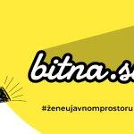 Udruga PaRiter pokrenula Portal Bitna.si koji objedinjuje iskustva verbalnog i fizičkog uznemiravanja žena u javnom prostoru