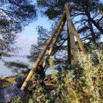 Volonteri u Murteru dobili svoj spomenik