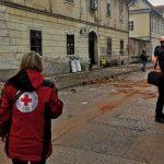 Hrvatski Crveni križ objavio upute kako donacijama ili volonterski pomoći pogođenima potresom