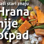 """Zelena Istra izdala kuharicu """"Naši stari znaju - hrana nije otpad"""""""