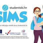 Otvoren natječaj za sudjelovanje u medijskom projektu SIMS; prijaviti se mogu studenti novinarstva