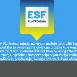 ESFplatforma: otvorene prijave na tri nove online radionice u veljači