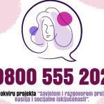 EU projekt omogućio novu telefonsku liniju za žene žrtve nasilja