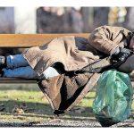 Kako beskućnici preživljavaju u epidemiji