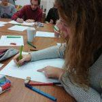 Najava događanja u Društvenom centru Valpovo