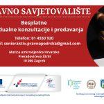Matica umirovljenika Hrvatske pruža besplatnu primarnu pravnu pomoć