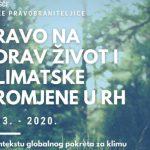 Pučka pravobraniteljica Saboru predala Izvješće o pravu na zdrav život