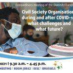"""Konferencija: """"Organizacije civilnog društva tijekom i nakon COVID-19: kakva nas budućnost čeka?"""""""