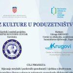 """Gareš'ki kulturni centar lokalnoj zajednici predstavlja projekt """"Iz kulture u poduzetništvo"""""""