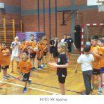 Rukometni klub Spačva Vinkovci najavljuje informativnu kampanju projekta