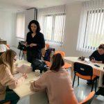 U Društvenom centru Valpovo održava se ciklus edukacija o menadžmentu volontera