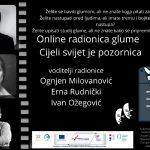 Online radionica glume: Cijeli svijet je pozornica