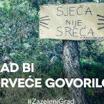 Greenpeace kandidatima: zazelenite Zagreb!