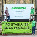 Greenpeace: Nova vlast mora osigurati više zelenila u Zagrebu