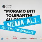 15. Festival tolerancije od 1. do 10. srpnja na zagrebačkom Bundeku