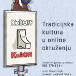 Otvorene prijave na online radionice vezane uz tradicijsku kulturu
