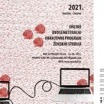 Online obrazovni program: Feministički odgovori na krizu: prepreke i prilike