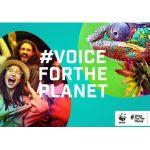 WWF i Eurosong udružili su snage kako bi prikupili milijun glasova za planet