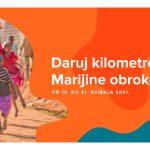 Novi humanitarni izazov: Daruj kilometre za 'Marijine obroke'