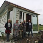 """Šibenčani izgradili kuću i završili humanitarnu akciju """"Gradimo kuću za potresene"""""""