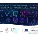 Drugom Odlukom o financiranju odobreno 34 milijuna kuna za popularizaciju STEM-a
