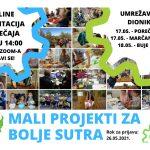 Poslušajte prezentaciju natječaja za Male projekte u zajednici i umrežite se!