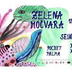Zelena Močvara 19. lipnja u zagrebačkom klubu Močvara