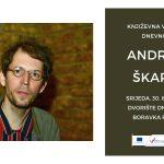 Književna večer u Dnevnom: Andrija Škare