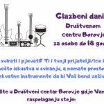 Glazbeni dani u Društvenom centru Borovje