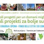 """Donesena Odluka o financiranju projekata iz Zakladinog natječaja """"Mali projekti za bolje sutra"""""""