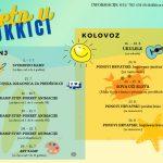 DOKKICA – zabavni kampovi, kvizovi i radionice tijekom srpnja i kolovoza u Osijeku