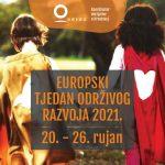 Otvorene prijave za Europski tjedan održivog razvoja 2021.