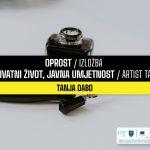 Izložba Oprost, nagrađivane umjetnice Tanje Dabo, dolazi u Međimurje