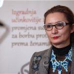Višnja Ljubičić: Rješenje problema nasilja nad ženama u kontinuiranoj edukaciji