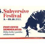Listopad u znaku 14. izdanja Subversive Festivala – uživo i online o post-covid demokraciji